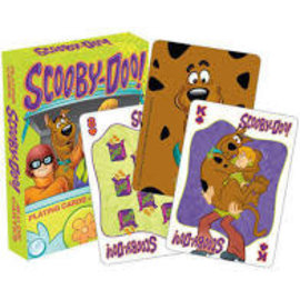 Rocket Fizz Lancaster's Scooby Doo Playing Cards