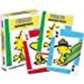 Rocket Fizz Lancaster's Peanuts Woodstock Playing Cards