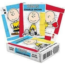 Rocket Fizz Lancaster's Peanuts Charlie Brown Playing Cards