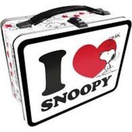 Rocket Fizz Lancaster's Peanuts I Heart Snoopy Gen 2 Lunchbox