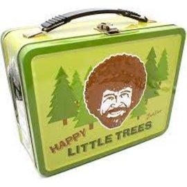 Rocket Fizz Lancaster's Bob Ross Happy Tree Large Gen 2 Lunchbox