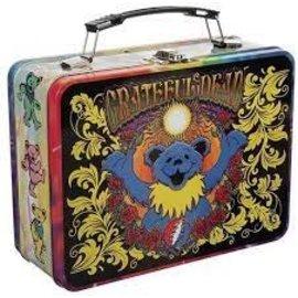 Rocket Fizz Lancaster's Grateful Dead – Dancing Bears Large Tin Tote