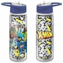 Vandor Marvel X-MEN 16 oz. Tritan Water Bottle