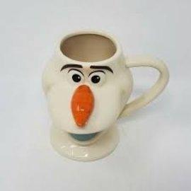 Rocket Fizz Lancaster's Frozen Olaf 20oz. Sculpted Ceramic Mug
