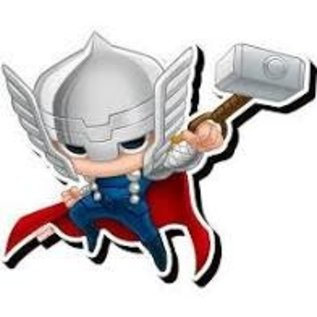 Rocket Fizz Lancaster's Avengers Thor Chibi Funky Chunky Magnet
