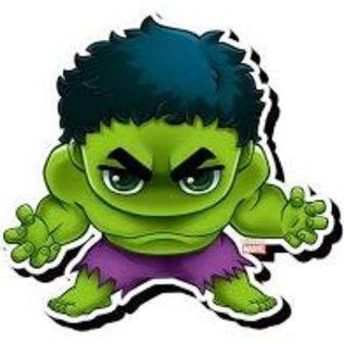 Rocket Fizz Lancaster's Avengers Hulk Chibi Funky Chunky Magnet