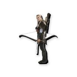NMR Distribution Lord of the Rings Legolas Funky Chunky Magnet
