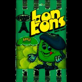 Pop Rocks, Inc. Eiffel Bonbons Chewy Candy Peg Bag Green Apple