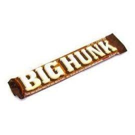 Pop Rocks, Inc. Big Hunk Almond Candy Bar Singles
