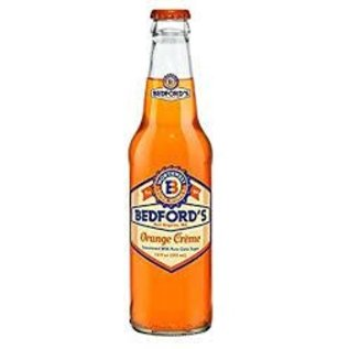 Soda at Rocket Fizz Lancaster Bedford's Orange Cream