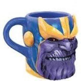 Vandor Marvel Thanos 22 oz. Sculpted Ceramic Mug