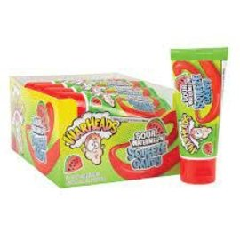 Ford Gum & Machine Co Warheads Sour Squeeze