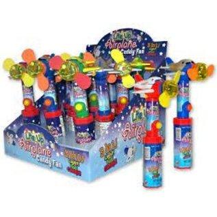 Candy Rific Candyrific Light Up Jet Fan Candy Dispenser 053oz