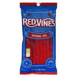 Red Vine Licorice 4.0oz