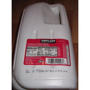 www.RocketFizzLancasterCA.com Homogenized Milk Vitamin D - Kirkland - 1 gal