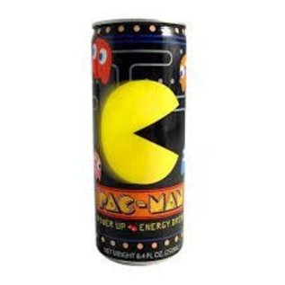 Rocket Fizz Lancaster's Pac Man Level Up Energy Drink