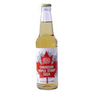 Canadian Maple Syrup Soda