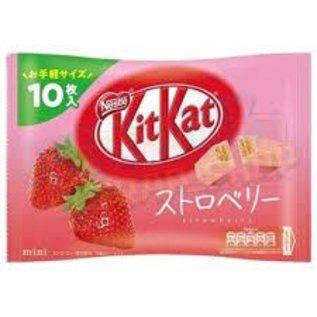 Asian Food Grocer Kit Kat Strawberry