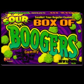 Ferrero USA Sour Boogers Gummy Candy