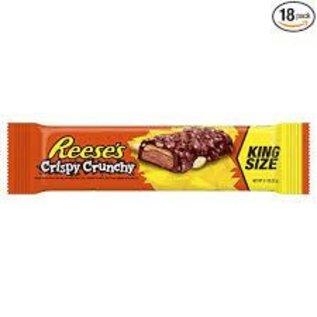 REESE'S Peanut Butter Candy Bar Crispy Crunchy Bars