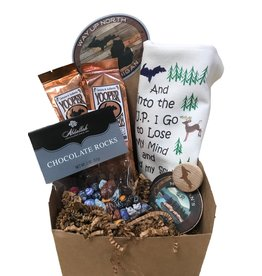 """CHICKADEES """"Love from the U.P.""""  Gift Box"""