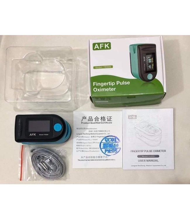 AFK Oximeter
