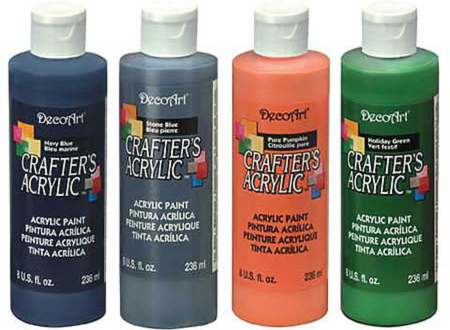 CRAFTER'S ACRYLIC 2 OZ