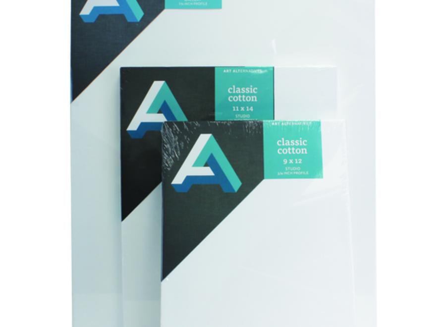 AA STUDIO 3/4'' PROFILE CANVAS