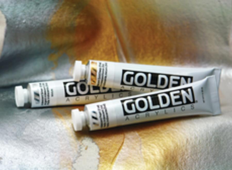 GOLDEN HEAVY BODY ACRYLICS 2oz TUBE