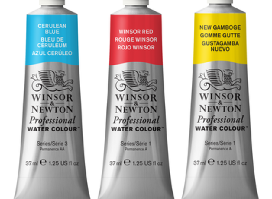 PROFESSIONAL WATERCOLOR 14ml TUBES