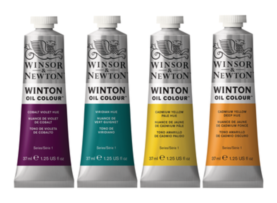 WINTON OIL COLORS 37ml
