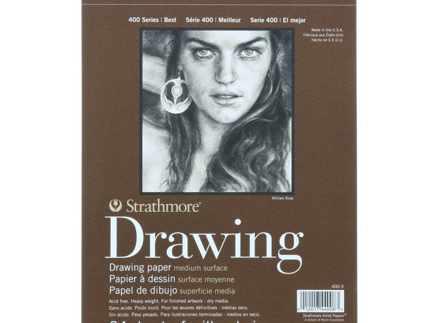 DRAWING PAD 400 SERIES LIGHTWEIGHT
