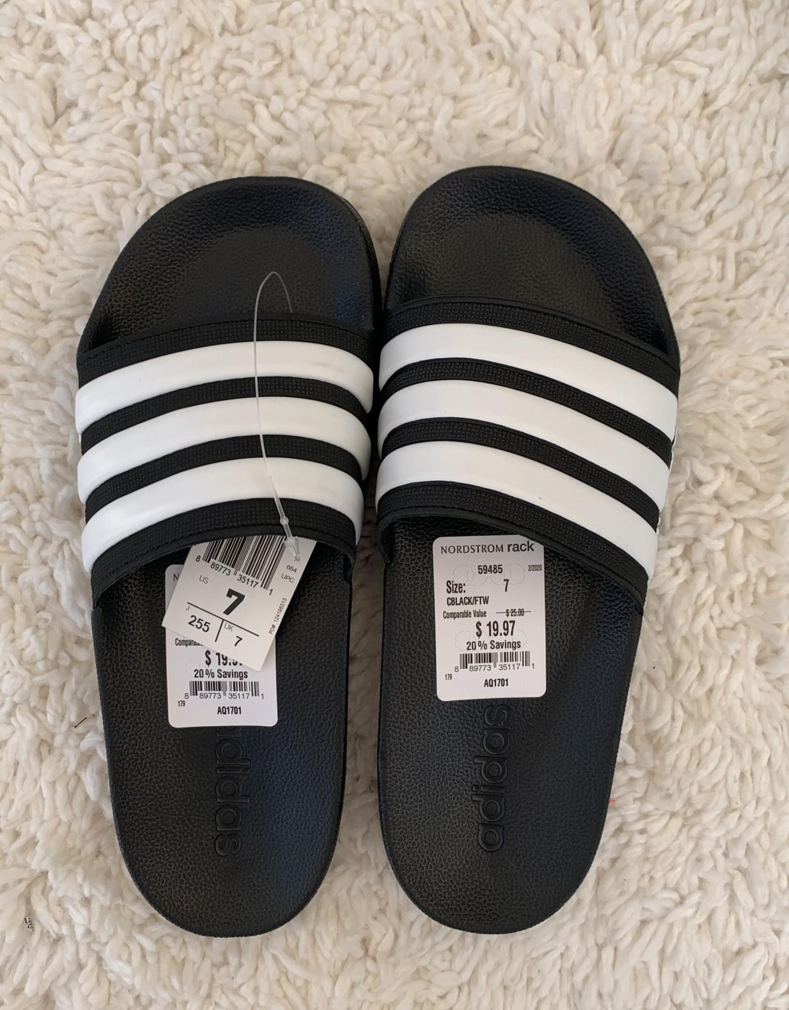 Adidas Adidas Slides Stripe