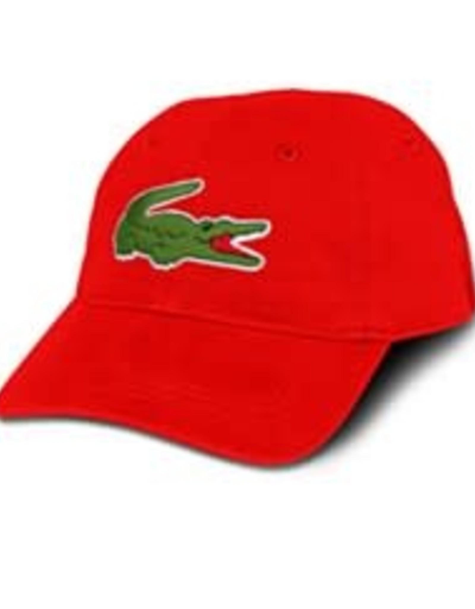 Lacoste Lacoste Cap Large Croc Gabardine