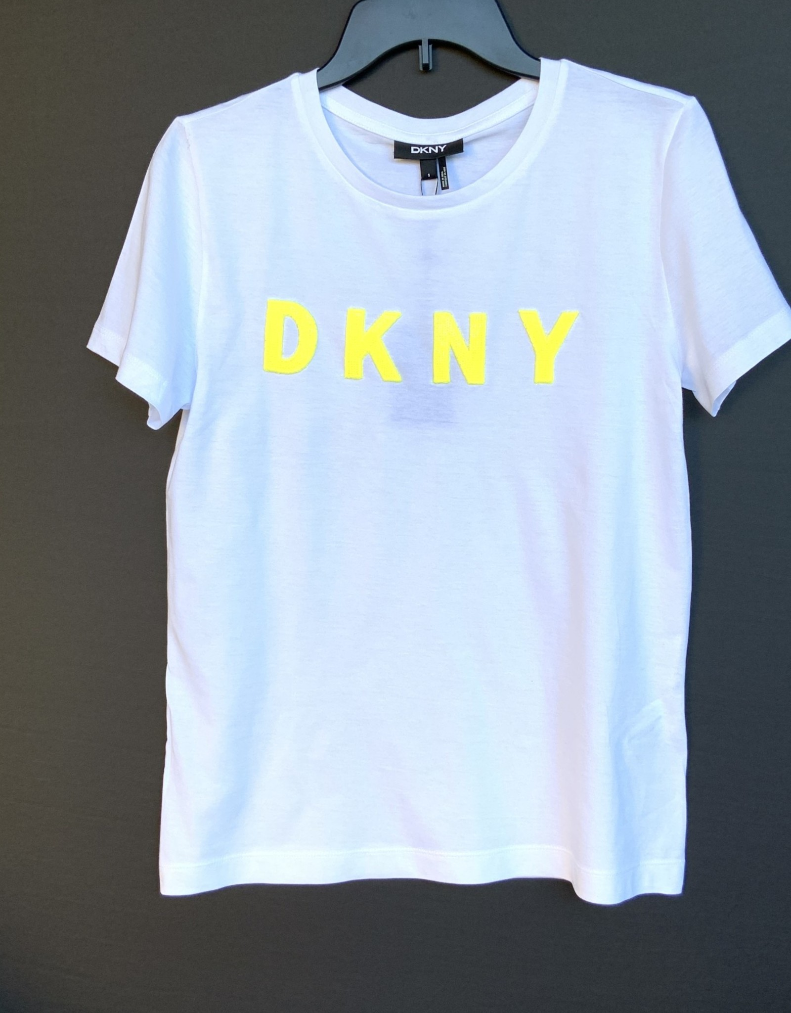 DKNY DKNY Embroidered Sequin Logo T-Shirt