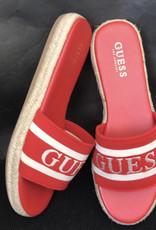 Guess Guess Espadrille Slides GF Carlita