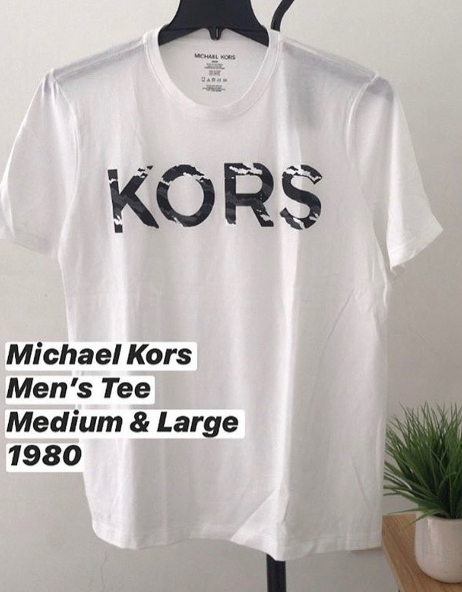 Michael Kors Graphic Casual Tee