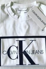 Calvin Klein Calvin Klein Shirt with Boxed Monogram Mesh