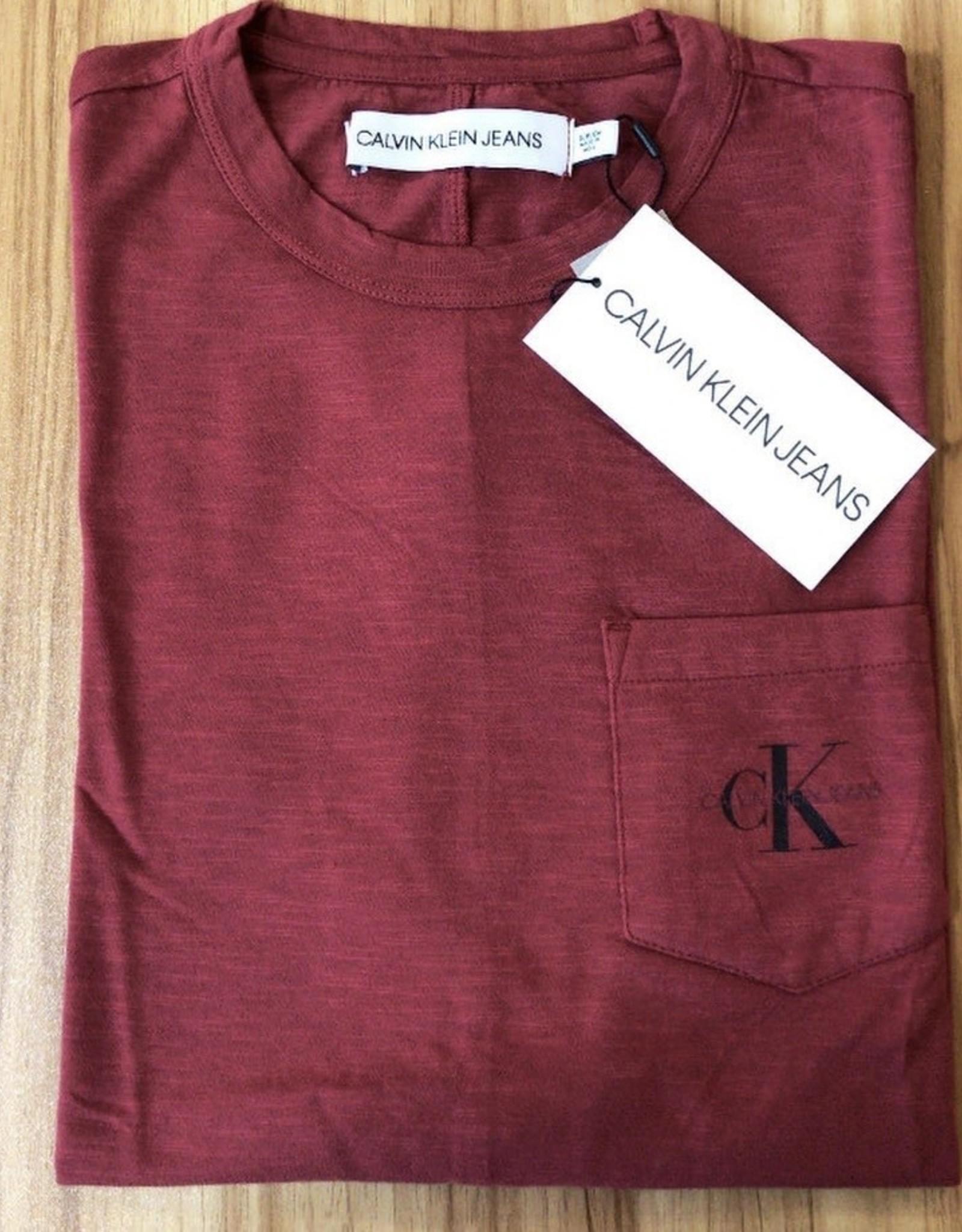 Calvin Klein Calvin Klein Casual Tees with Pocket