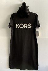 Michael Kors Michael Kors Knit Dress with Hoodie