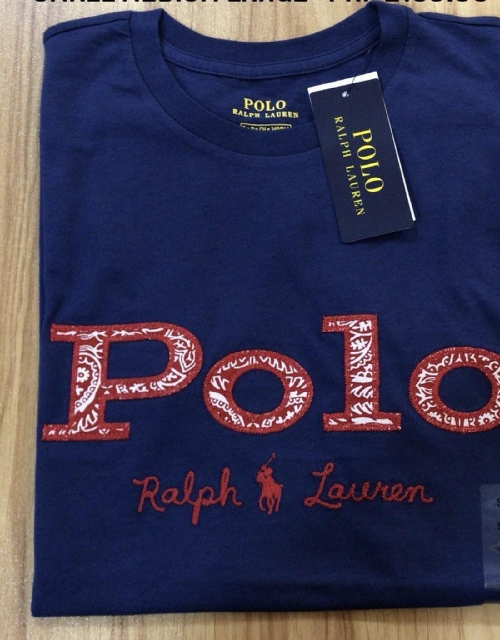 Polo Ralph Lauren Polo Ralph Lauren Floral Logo T-Shirt