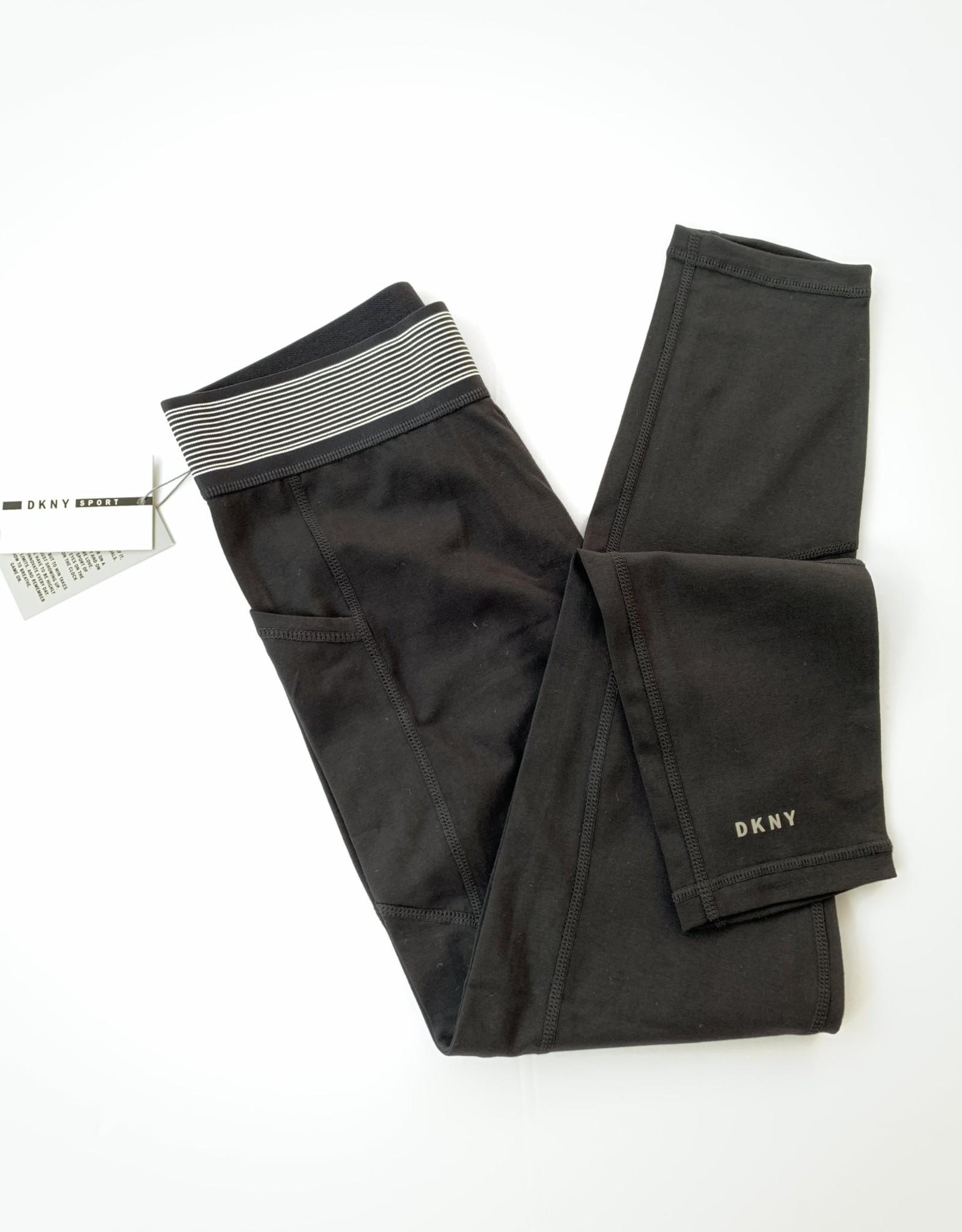 DKNY DKNY Leggings High Waist 7/8 w/ Side Pockets