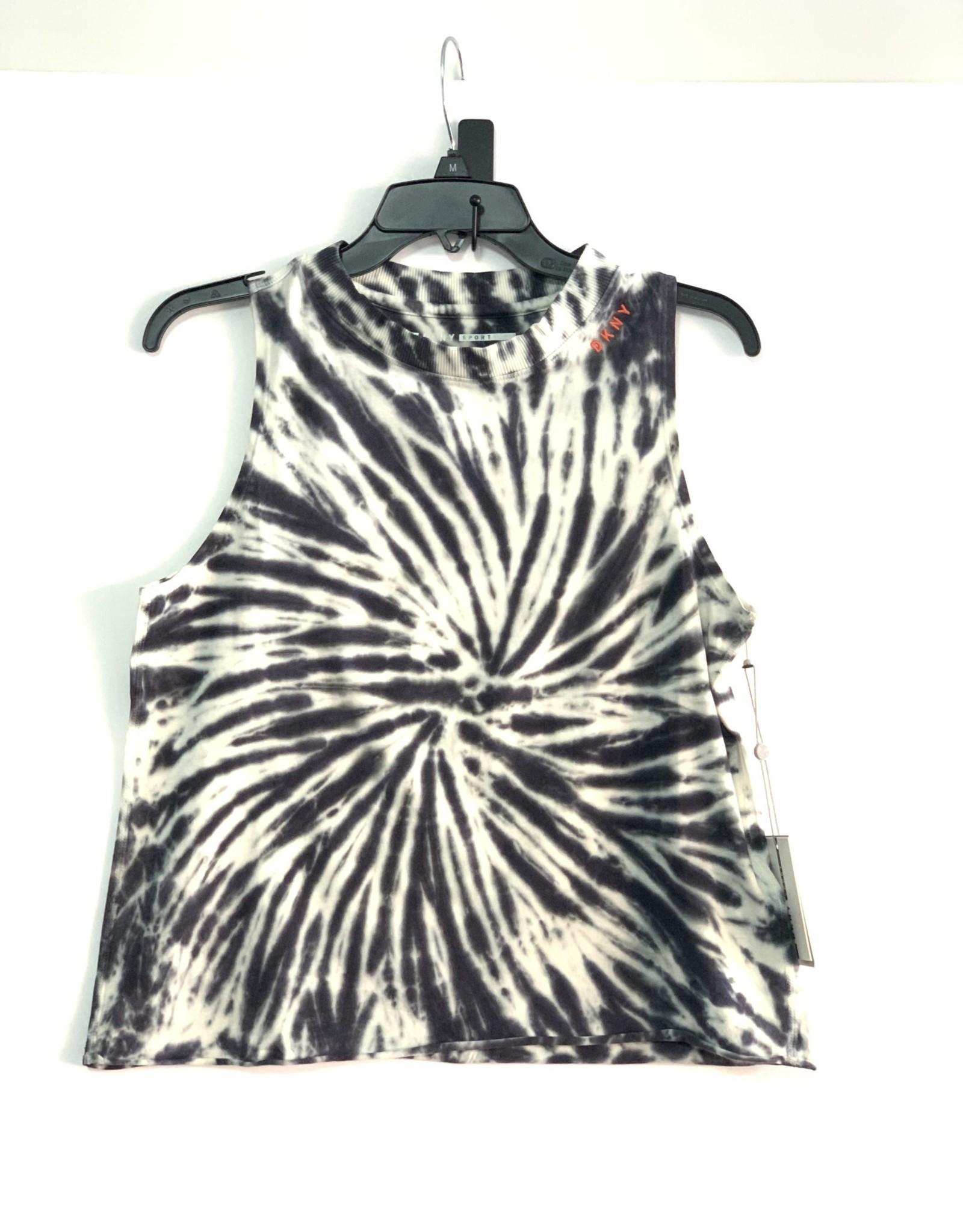 DKNY DKNY Tank Shirt Tie Dye
