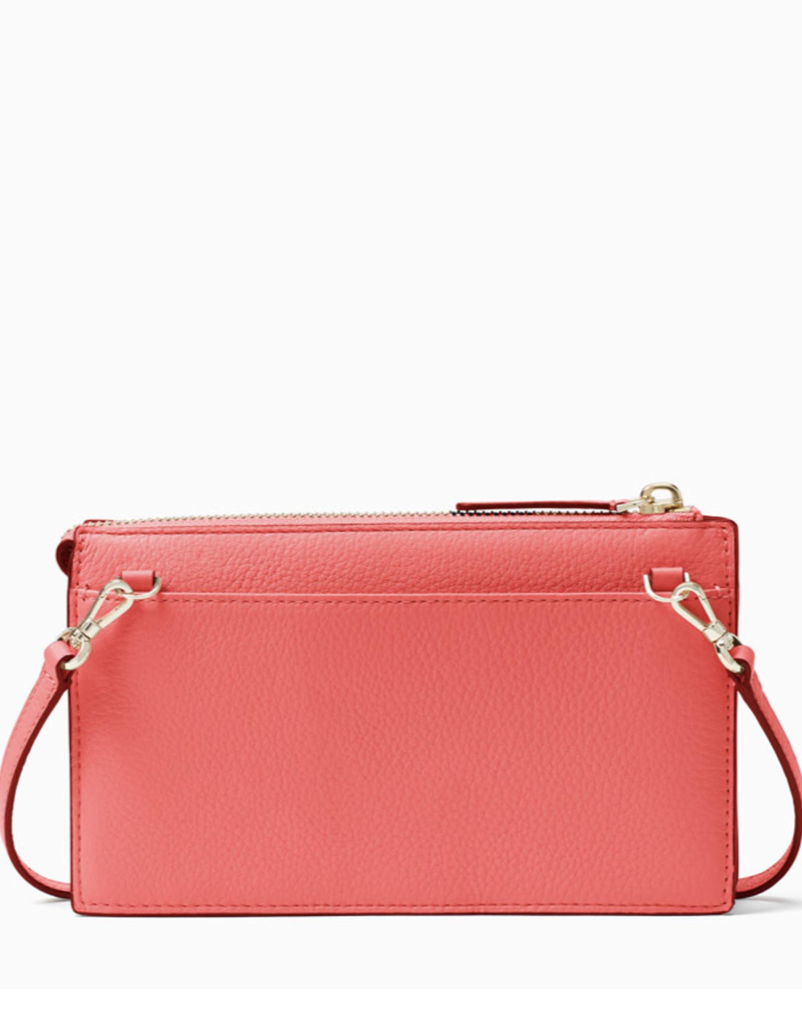 Kate Spade Kate Spade Jackson Small Tab Wallet Crossbody with Zip Closure
