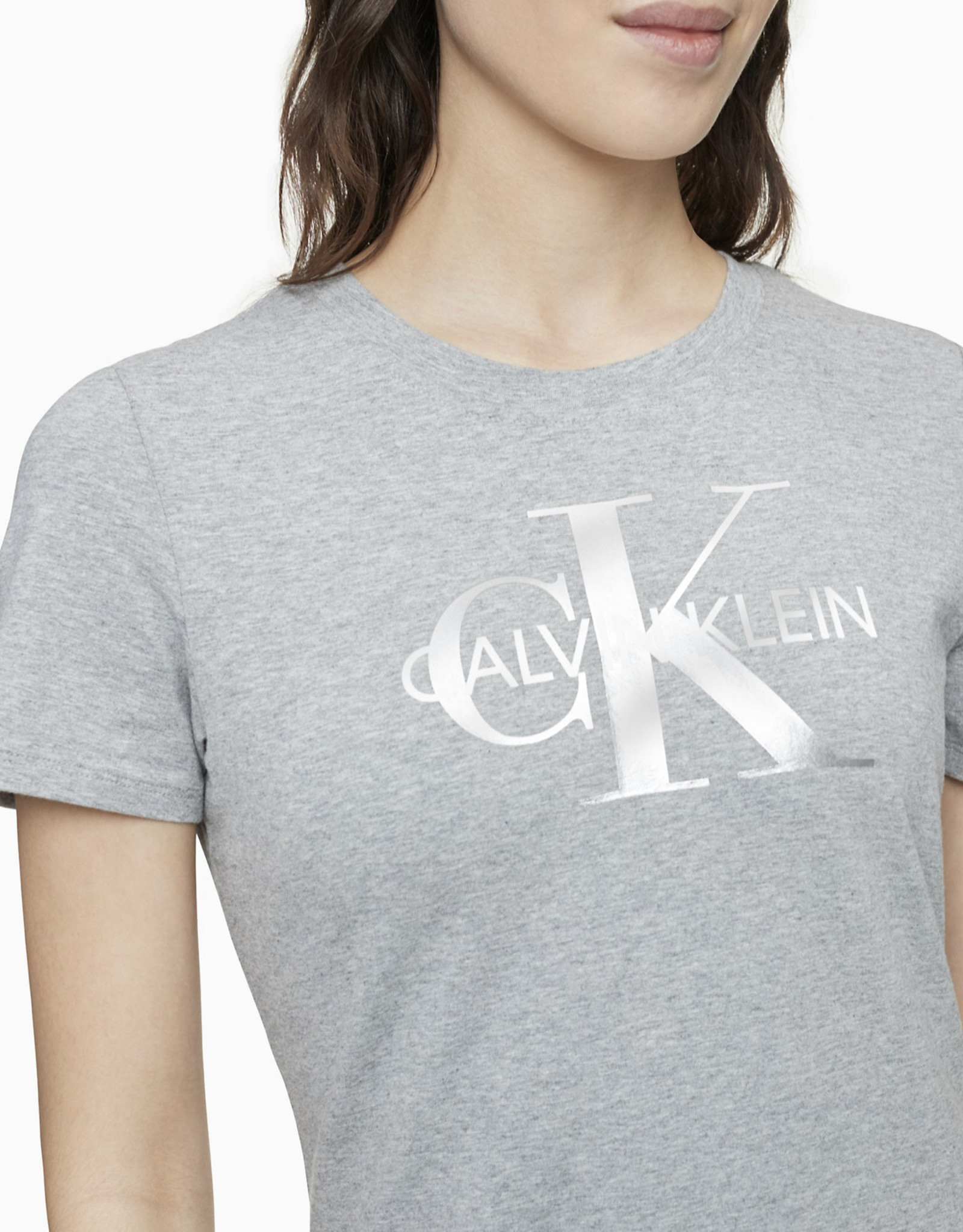 Calvin Klein Calvin Klein T-Shirt Dress Monogram