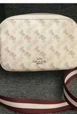 Coach Coach Convertible Belt Crossbody Bag w/ Horse & Carriage Print
