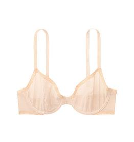 Victoria's Secret Victoria's Secret Bra Sheer Luxe Unlined Demi