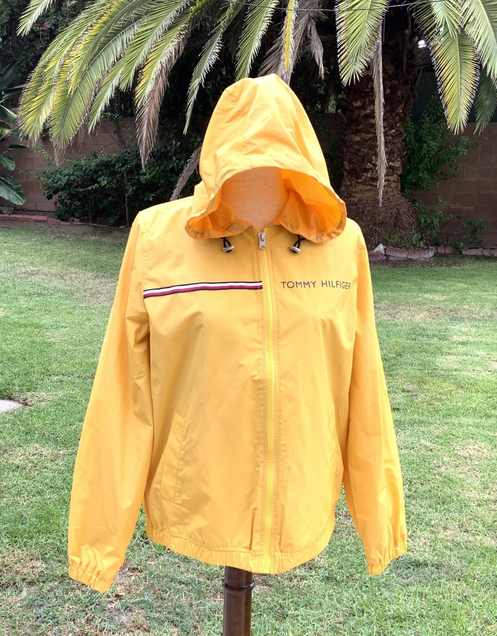 Tommy Hilfiger Tommy Hilfiger Hooded Zipped Up Jacket