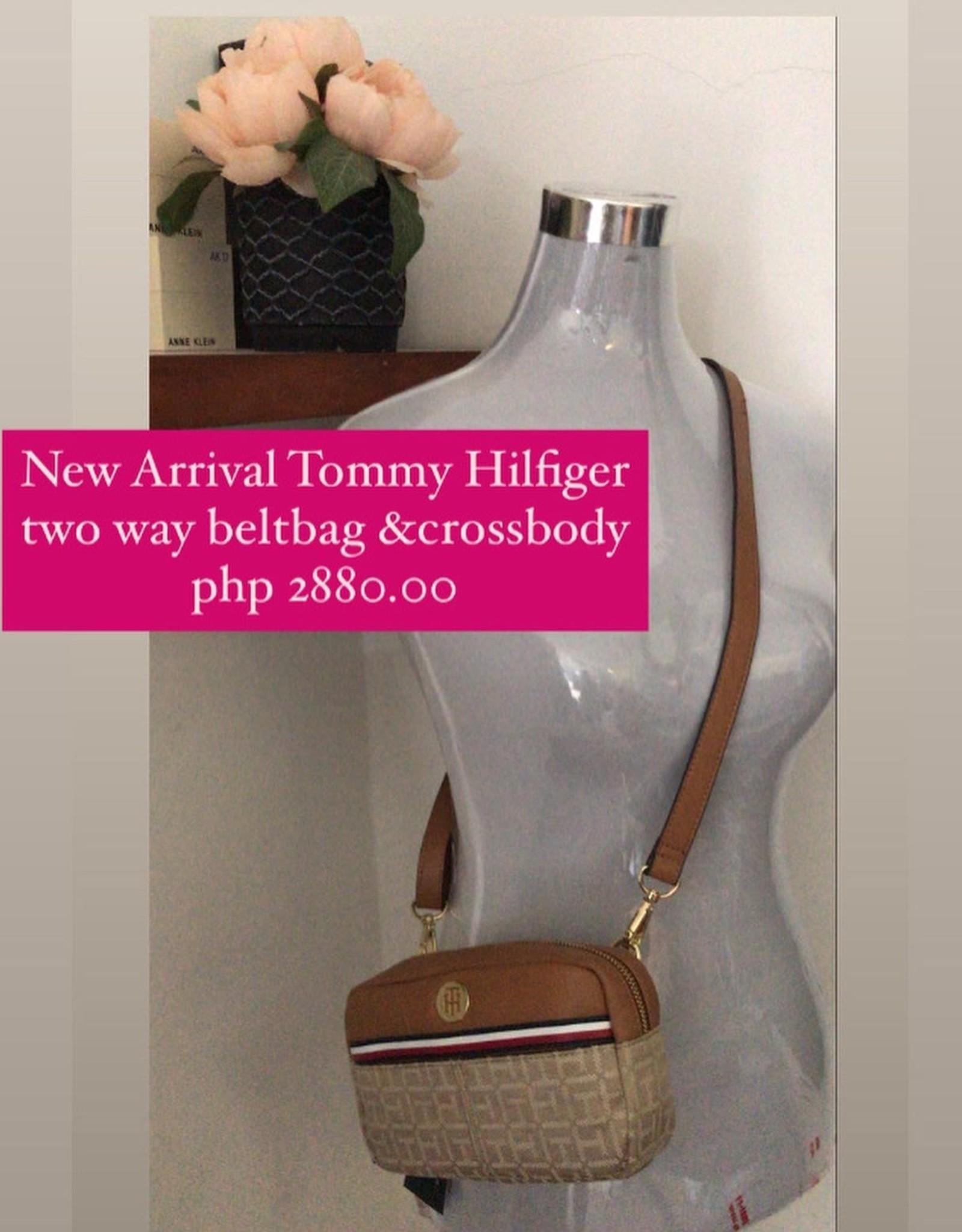 Tommy Hilfiger Tommy Hilfiger Crossbody Convertible Crossbody Bag Brynn