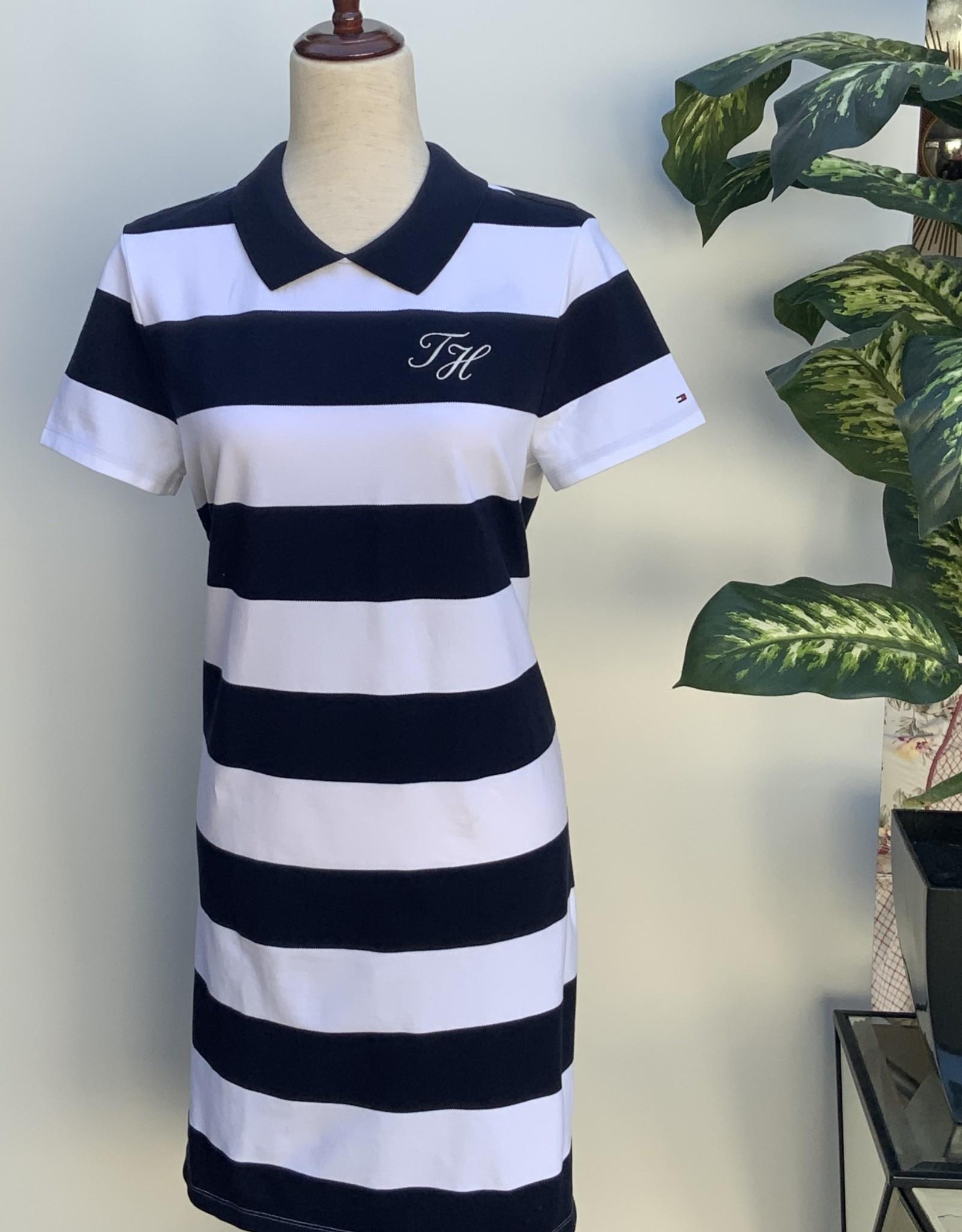 Tommy Hilfiger Tommy Hilfiger Dress Shirt Stripe Penny Rugby